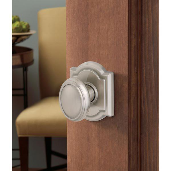 DoorKnobsOnline.com Offers: Baldwin BAL-108998 Door Knob Satin ...