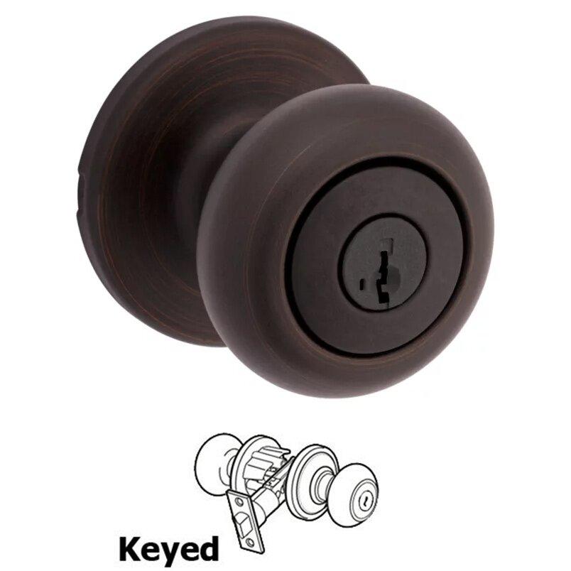 Offers Kwikset Door Hardware Kwi 240198 Door Knob Venetian Bronze Kwikset