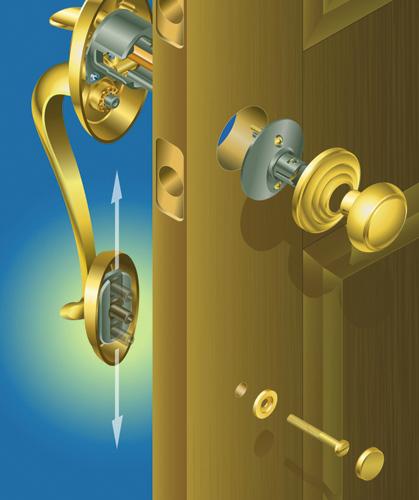 Doorknobsonline Offers Schlage Shl 120014 Handleset Satin