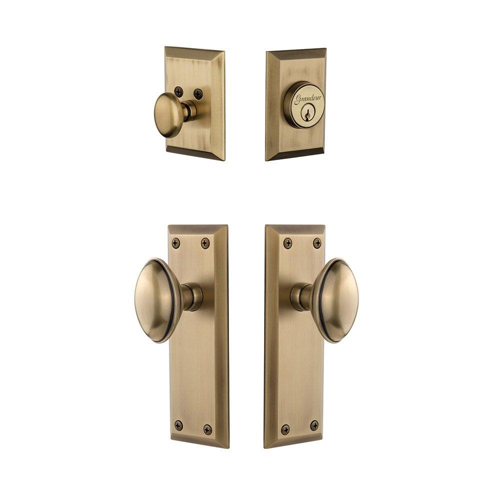 Doorknobsonline Com Offers Grandeur Gra 274290 Handleset