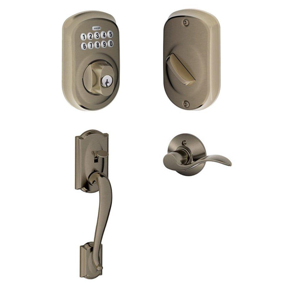 Doorknobsonline Com Offers Schlage Shl 275805 Antique