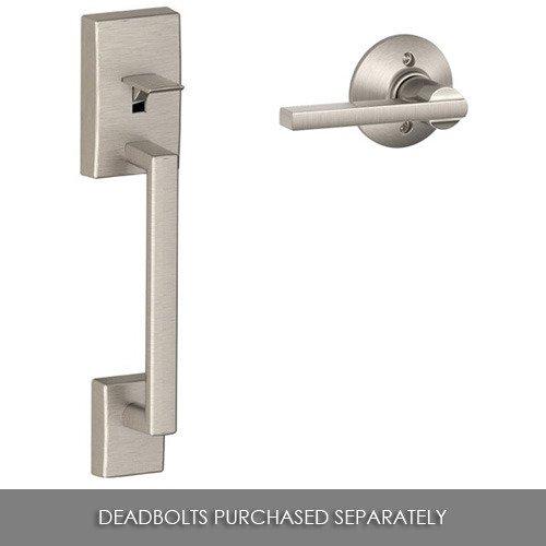 Offers Schlage Shl 119981 Handleset Satin Nickel Schlage Door Hardware