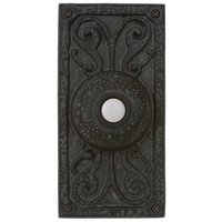 Craftmade - Tieber by - Door Bells and Chimes - Surface Mount Designer Door Bell in Weathered Black