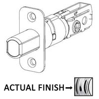 Kwikset Door Hardware - Door Accessories - Adjustable Radius Deadbolt Latch for 600 Series in Dark Bronze
