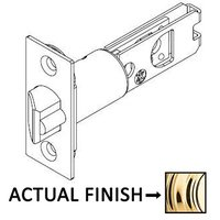 Kwikset Door Hardware - Door Accessories - Adjustable UL Square Corner Deadlatch for Kwikset Series Products in Venetian Bronze