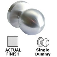 Linnea Hardware - Door Knobs - Privacy Door Knob in Satin Stainless Steel