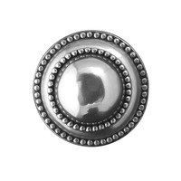 Vicenza Hardware - Door Hardware - Privacy Sanzio Door Knob Set in Satin Nickel