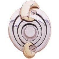 Vicenza Hardware - Ariosto - Door Bells Collection Ariosto Design in Silver And Gold